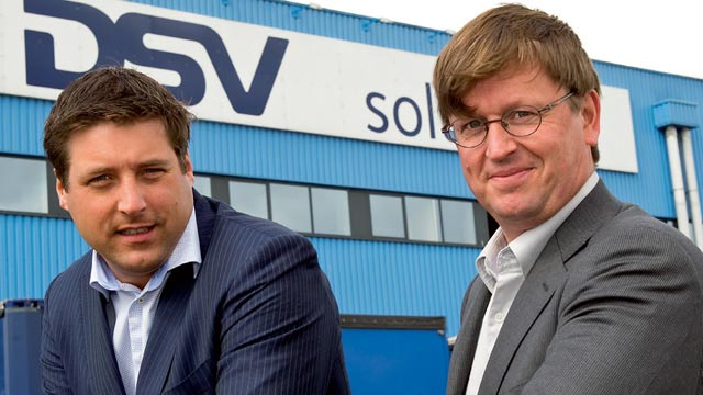 Read how DSV put an end to IMCDs fragmentation
