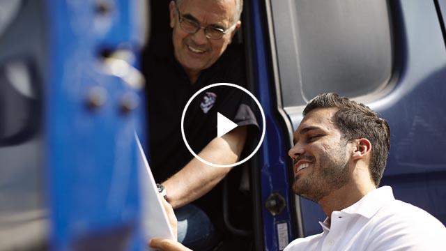 Video o silniční dopravě DSV