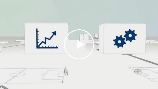 Logisztikai megoldásainkról készült videó