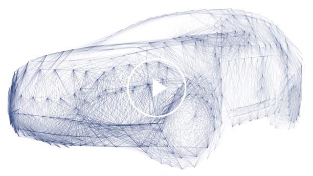 Logistics automotive film