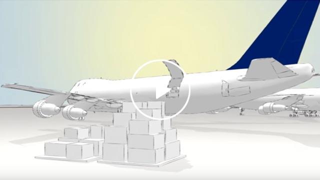 Air video presentation