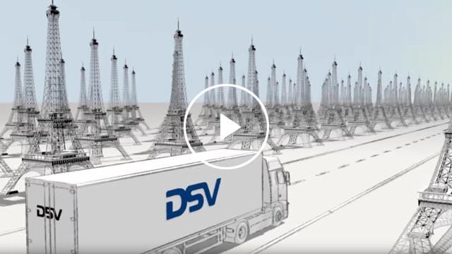 DSV Road en video
