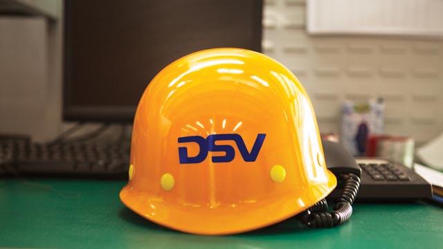 Download DSV Logo