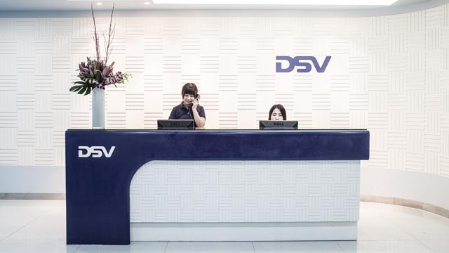 DSV in the UAE information