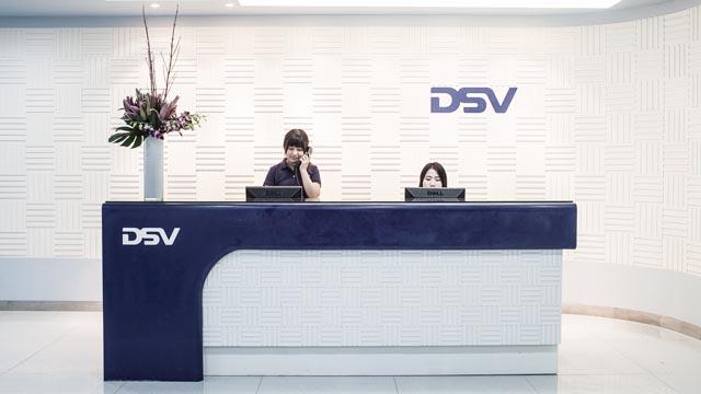 DSV in the UAE information