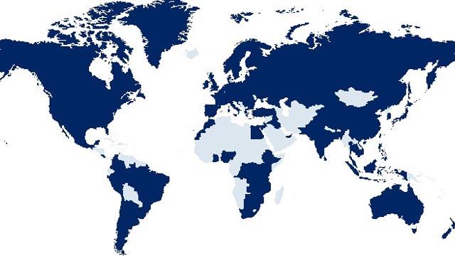 Find DSV Offices in Estonia