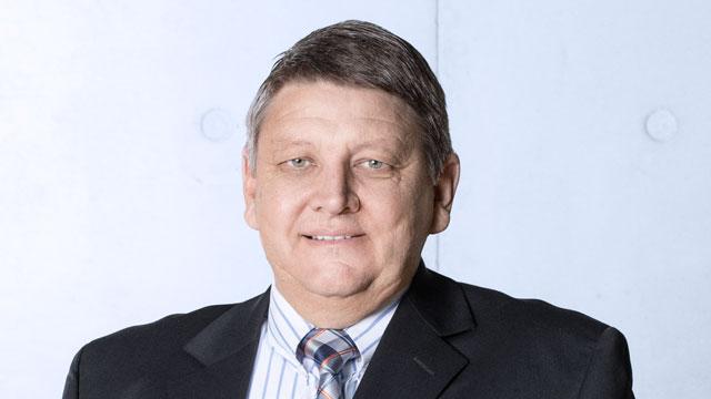 Keith Pienaar