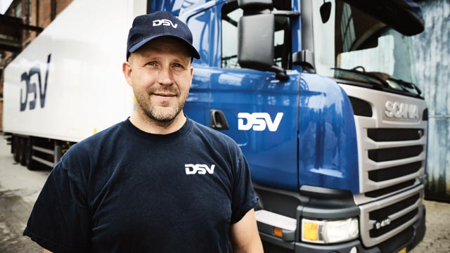 Read more about DSV and our road services