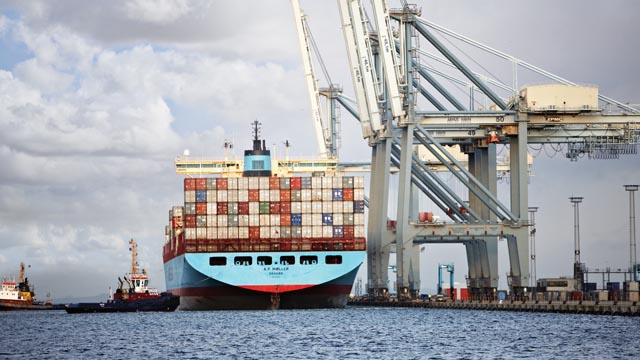 Sea freight compliance