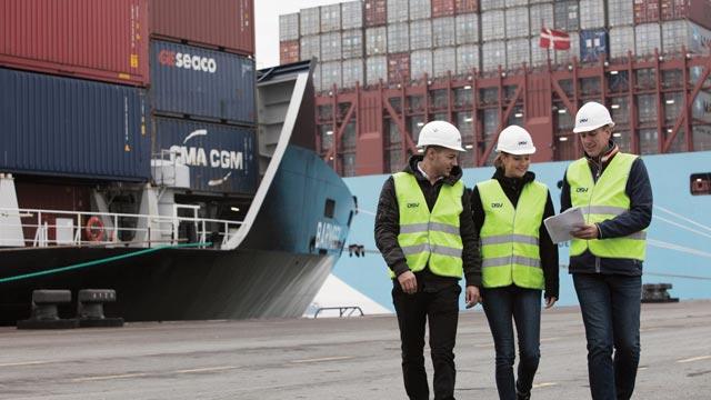 Megfelelőség a tengeri szállítmányozásban