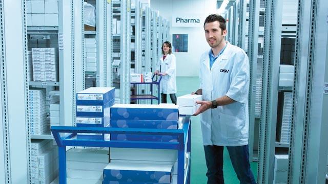 Med vores nye pharmahus i Roskilde, kan vi tilbyde endnu bedre forhold