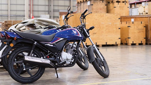 Read about transporting MotorCycles