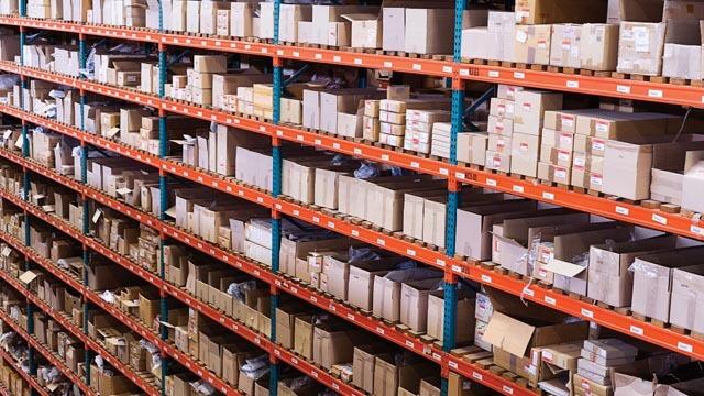 Consumer products logistics brochure