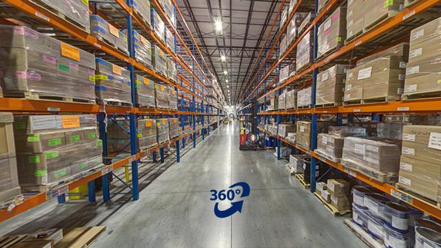 Take a Virtual Warehouse Tour