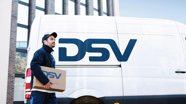 DSV XPress documents