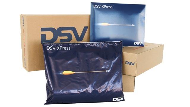 Regles de colisage DSV XPress