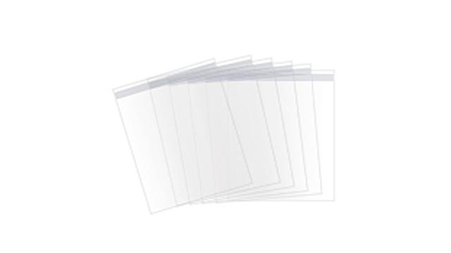 Portafolio de plástico transparente DSV XPress