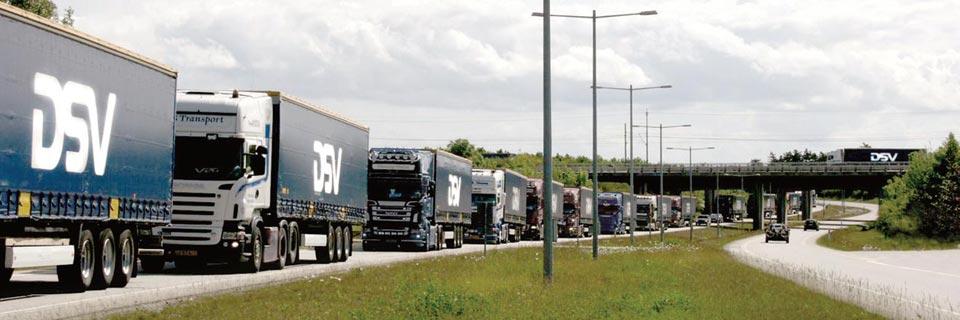 DSV Transport and logistics