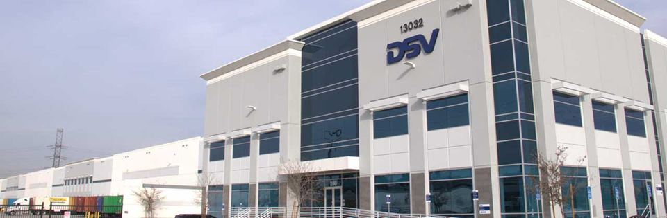Looking for warehouse space in Southern California? Check out DSV's new facility.