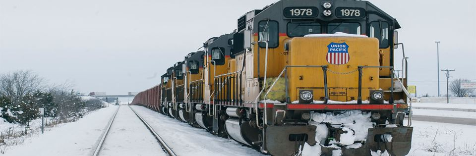 Rail Disruption Across the Midwest Due to Extreme Winter Weather