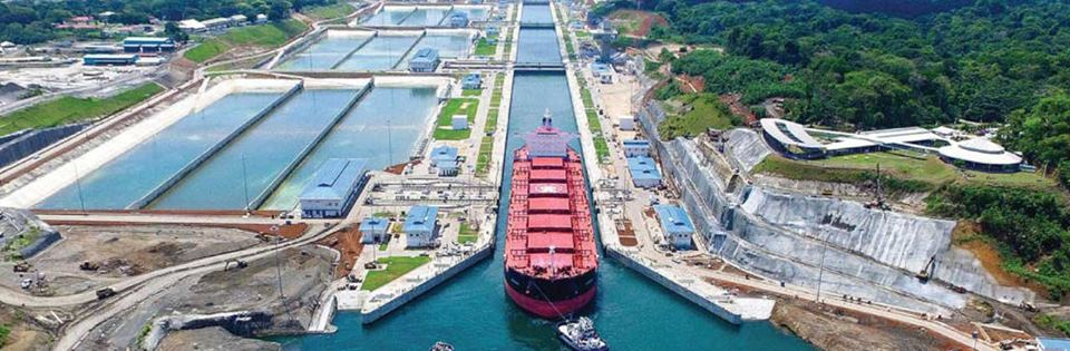 Dry Season Hits Panama Canal, Restricted Transit Due to Low Water Levels