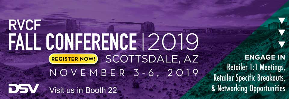 Meet Us in Scottsdale at the RVCF Fall Conference on November 3rd