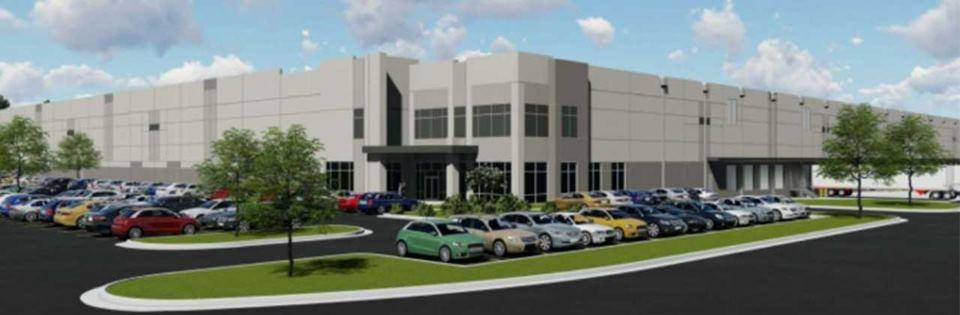 DSV Leases Space in New Memphis-Area Desoto 55 Logistics Center