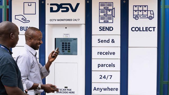 DSV Locker