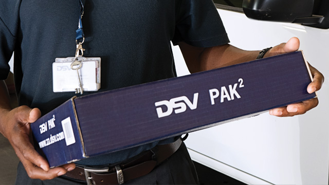 DSV Locker how long does it take