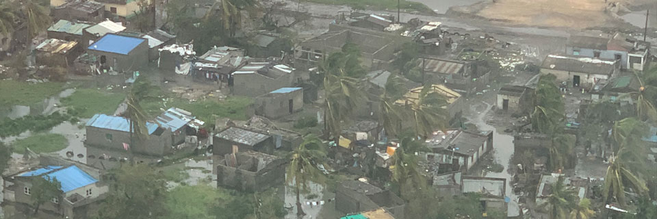 cyclone idai and kenneth