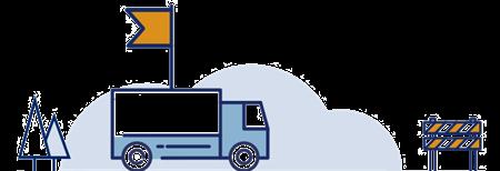 Przejrzystość w zarządzaniu zamówieniami DSV