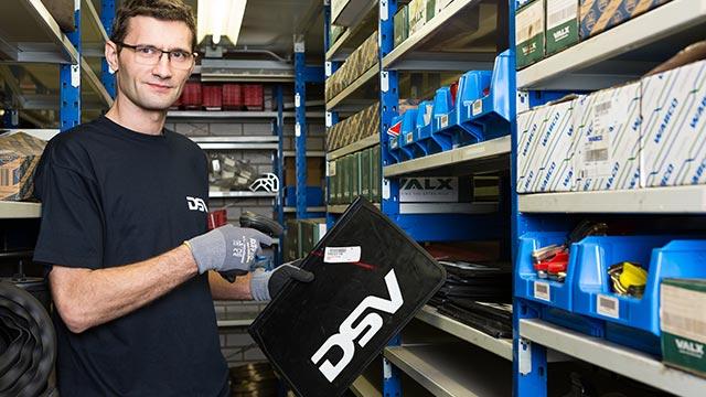 DSV's products