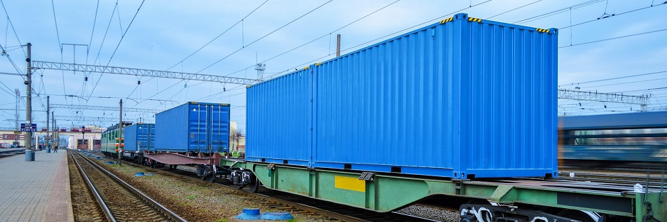 Ship your cargo from Far East to the West by Rail