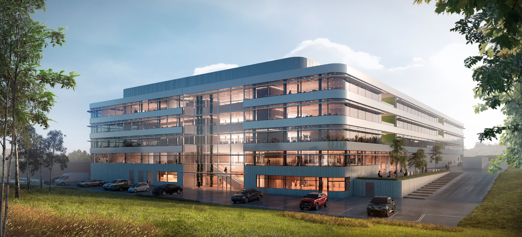 DSV planlægger større udvidelse af hovedkontoret i Hedehusene.