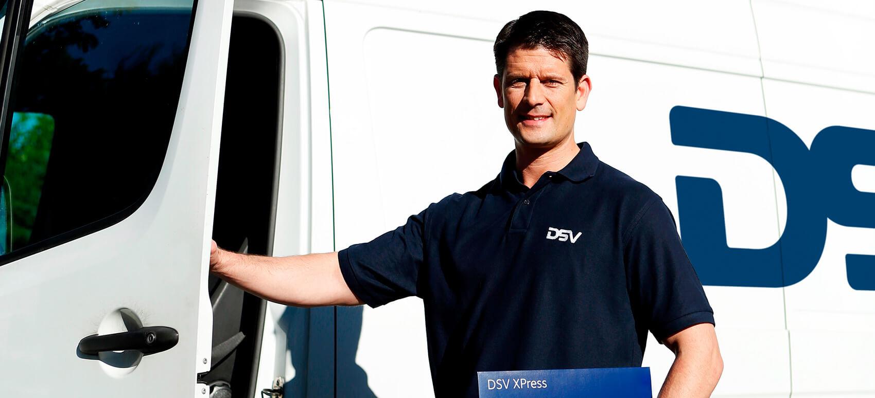 En bred vifte af transportløsninger og en effektiv online bookingplatform skaber vækst og glade kunder i DSV XPress