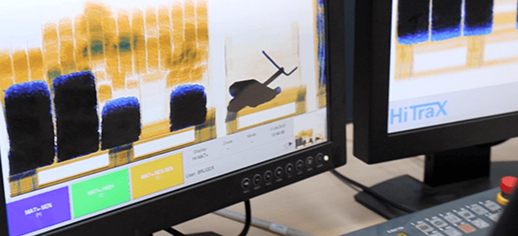Screening sikrer en mere effektiv håndtering af luftfragt