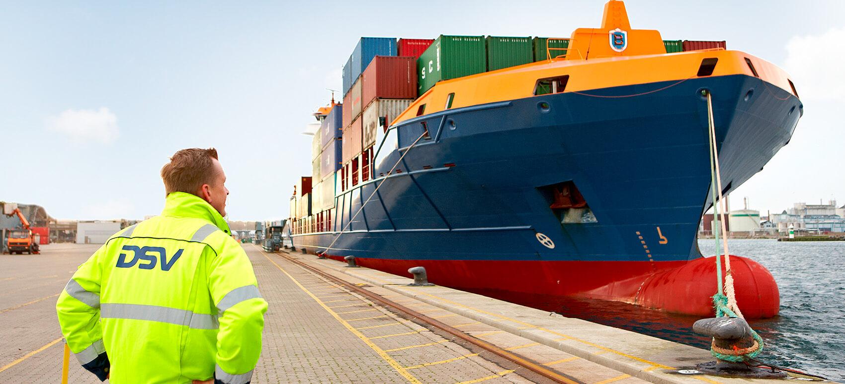 Konstant optimering i håndteringen af stykgods styrker kundernes forsyningskæder til nordøstkysten