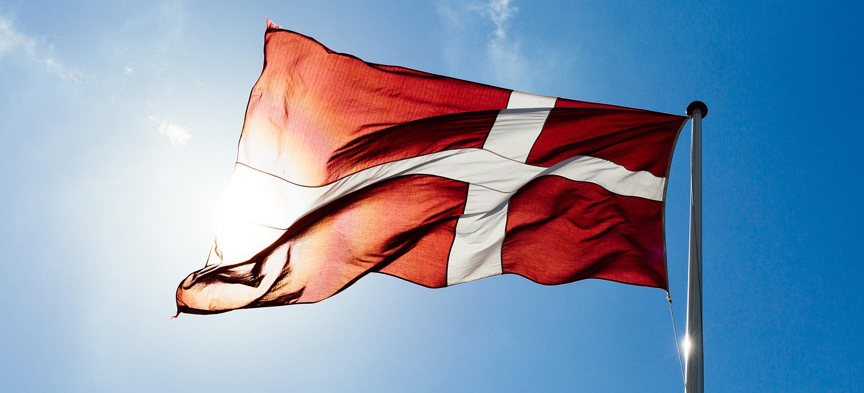 På Grundlovsdag tirsdag den 5. juni 2018 holder flere services i DSV Danmark lukket.