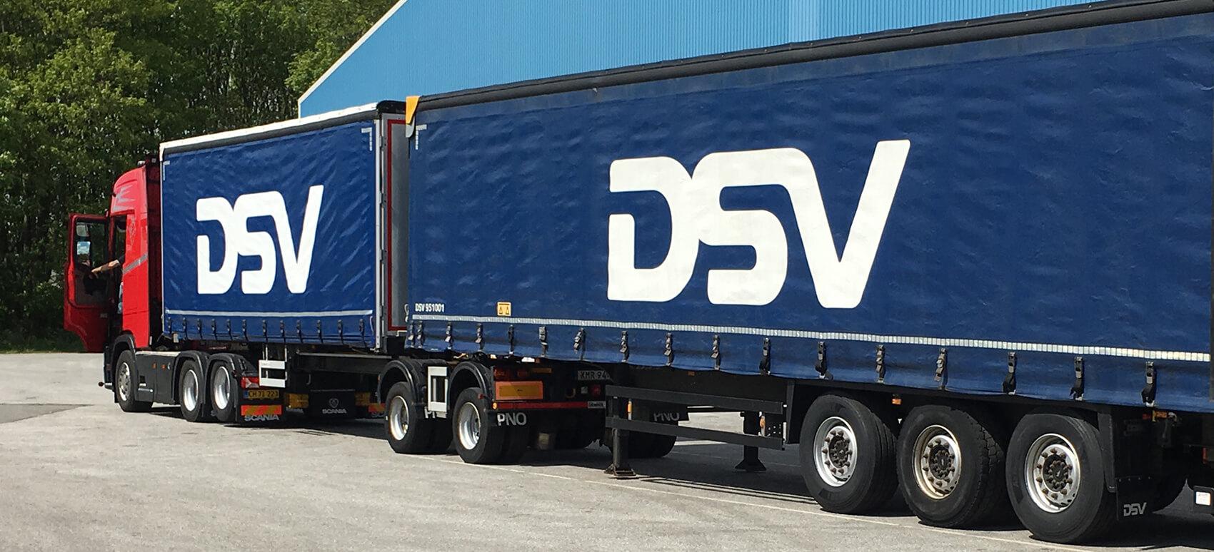 Stigende interesse for modulvogntogskørsel til og fra Sverige