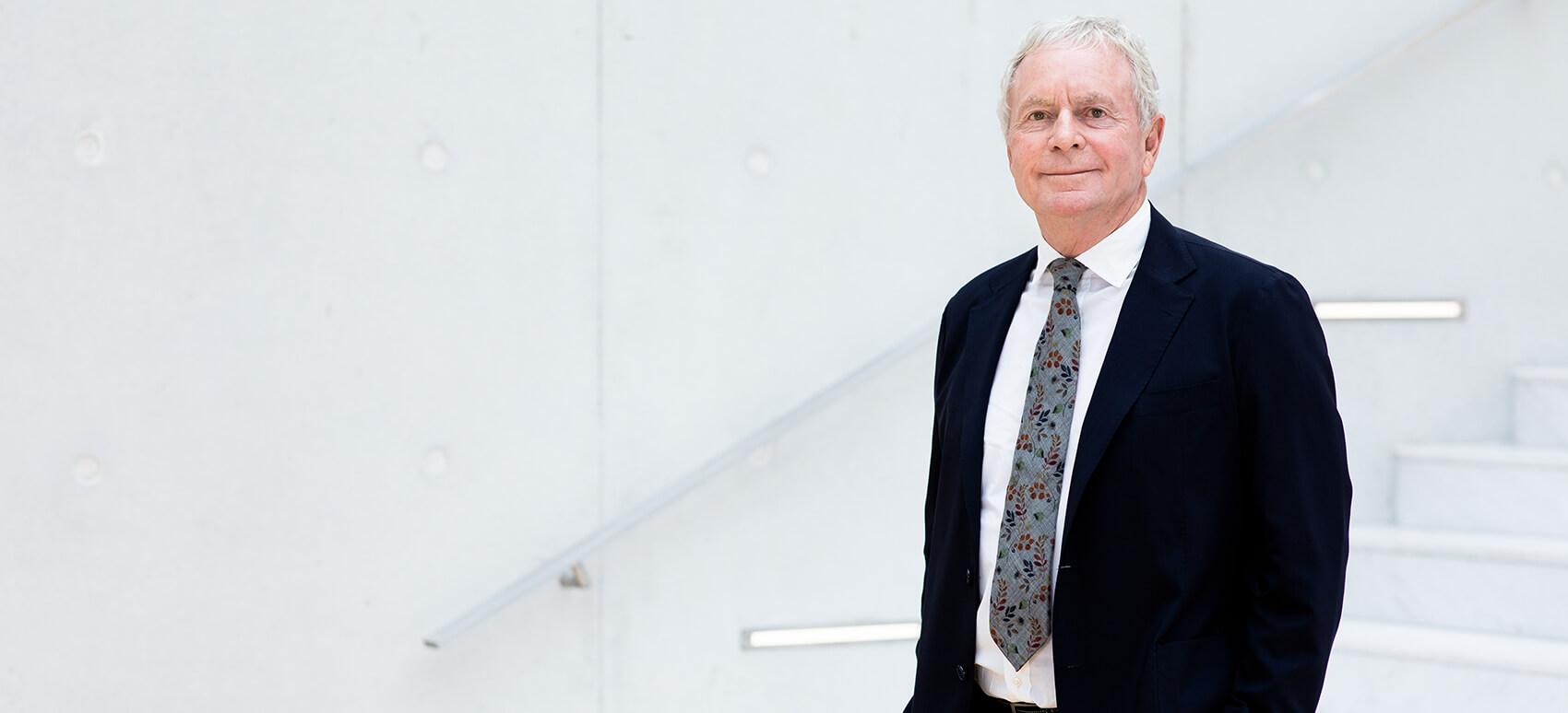 Kurt K. Larsen trækker sig som bestyrelsesformand for DSV Panalpina A/S