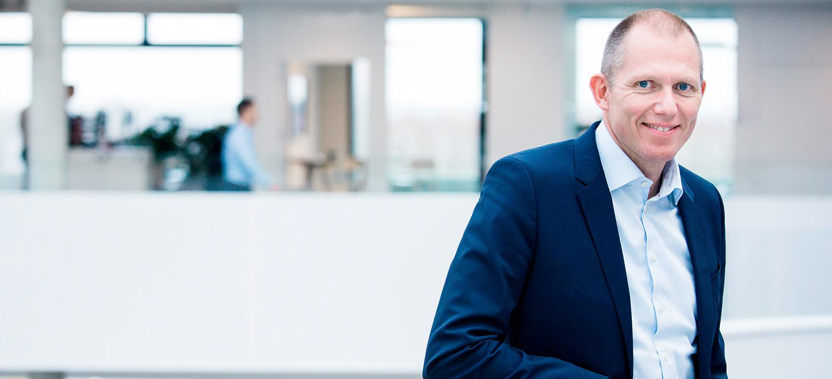 Jens Bjørn Andersen kåret til Air Cargo Executive of the Year
