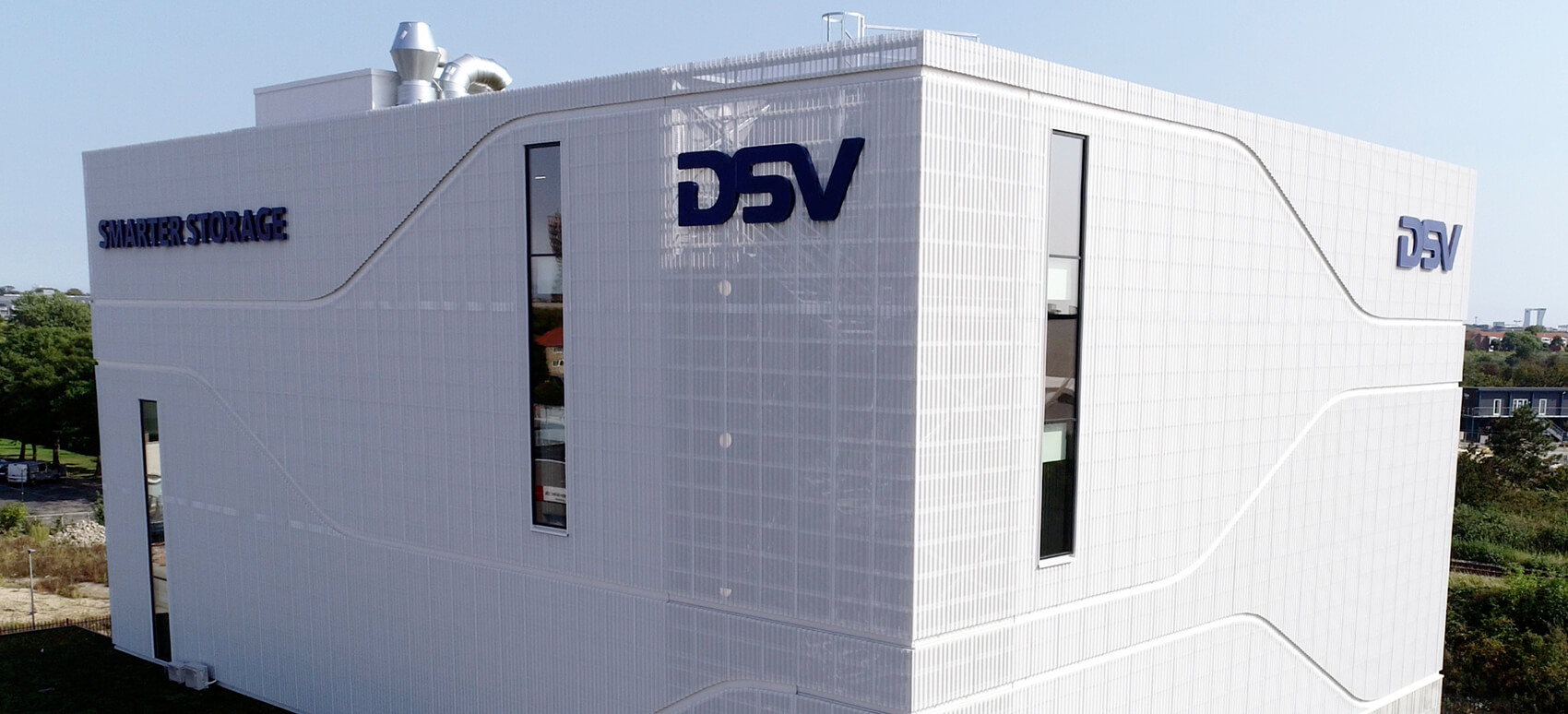 DSV Smarter Storage i Valby