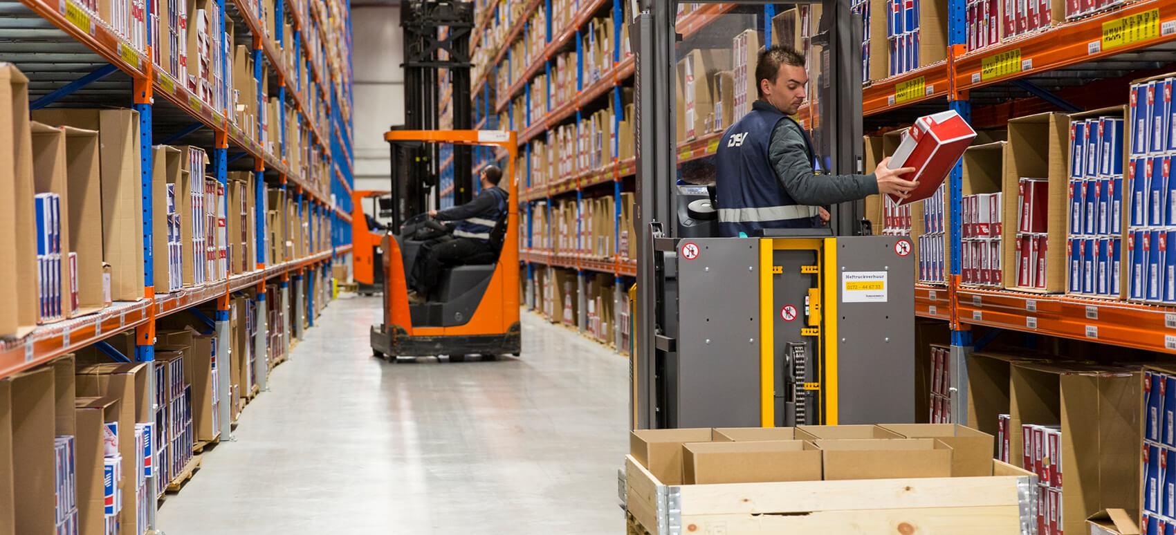 DSV Panalpina køber Prime Cargo