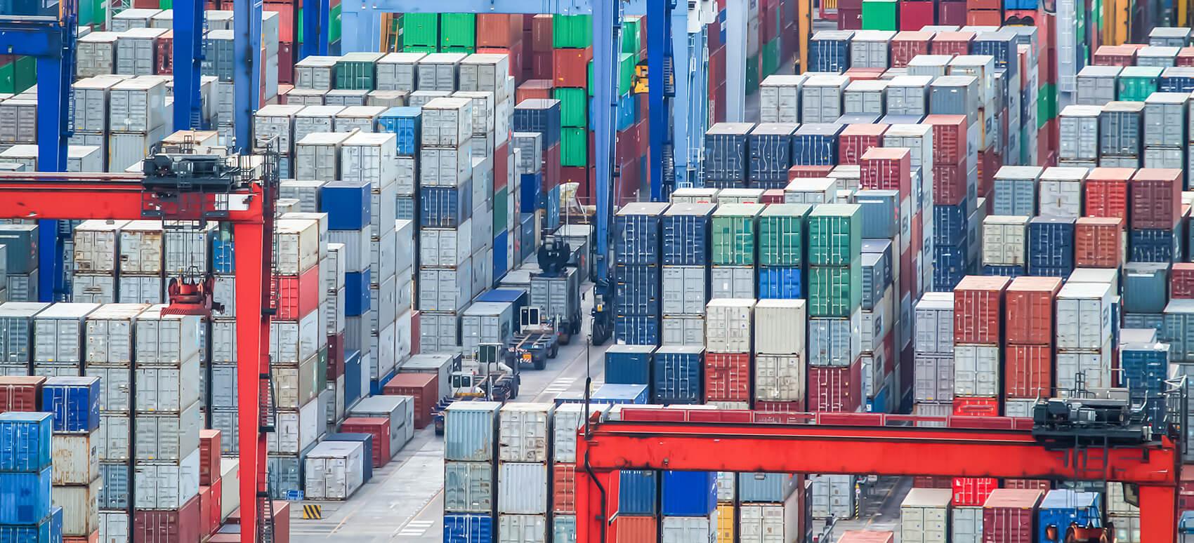 Strejke i Australien har skabt større flaskehalse på havneterminaler
