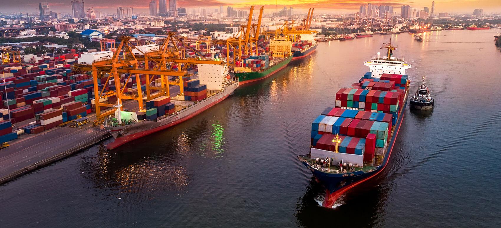 DSV Webinar – Et turbulent søfragtsmarked på usikker kurs