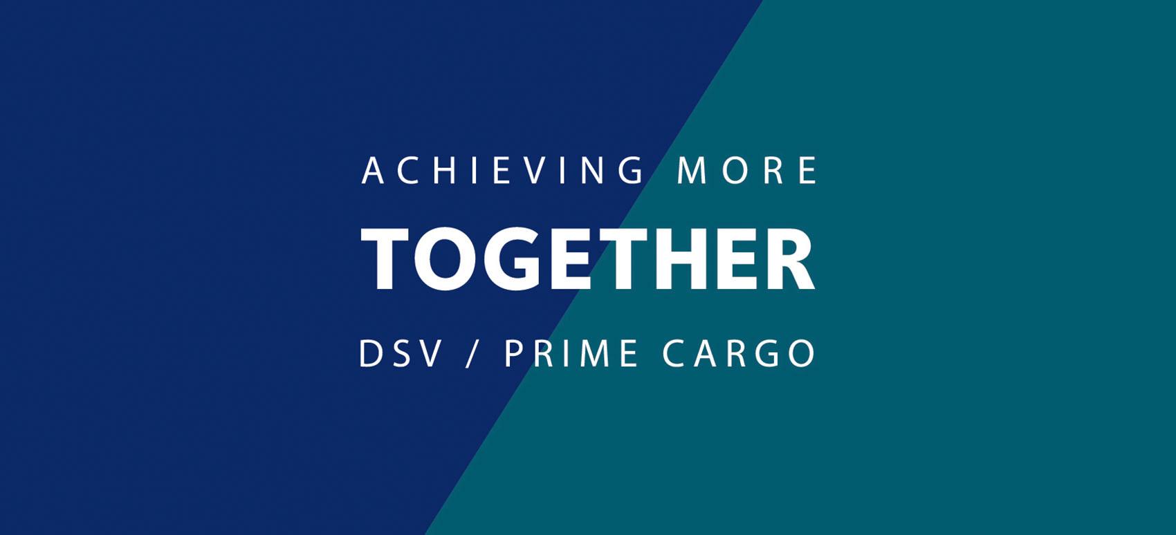 DSV Panalpina gennemfører købet af Prime Cargo