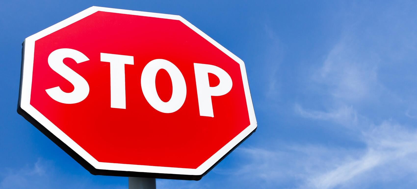 stop koerselsforbud 2021