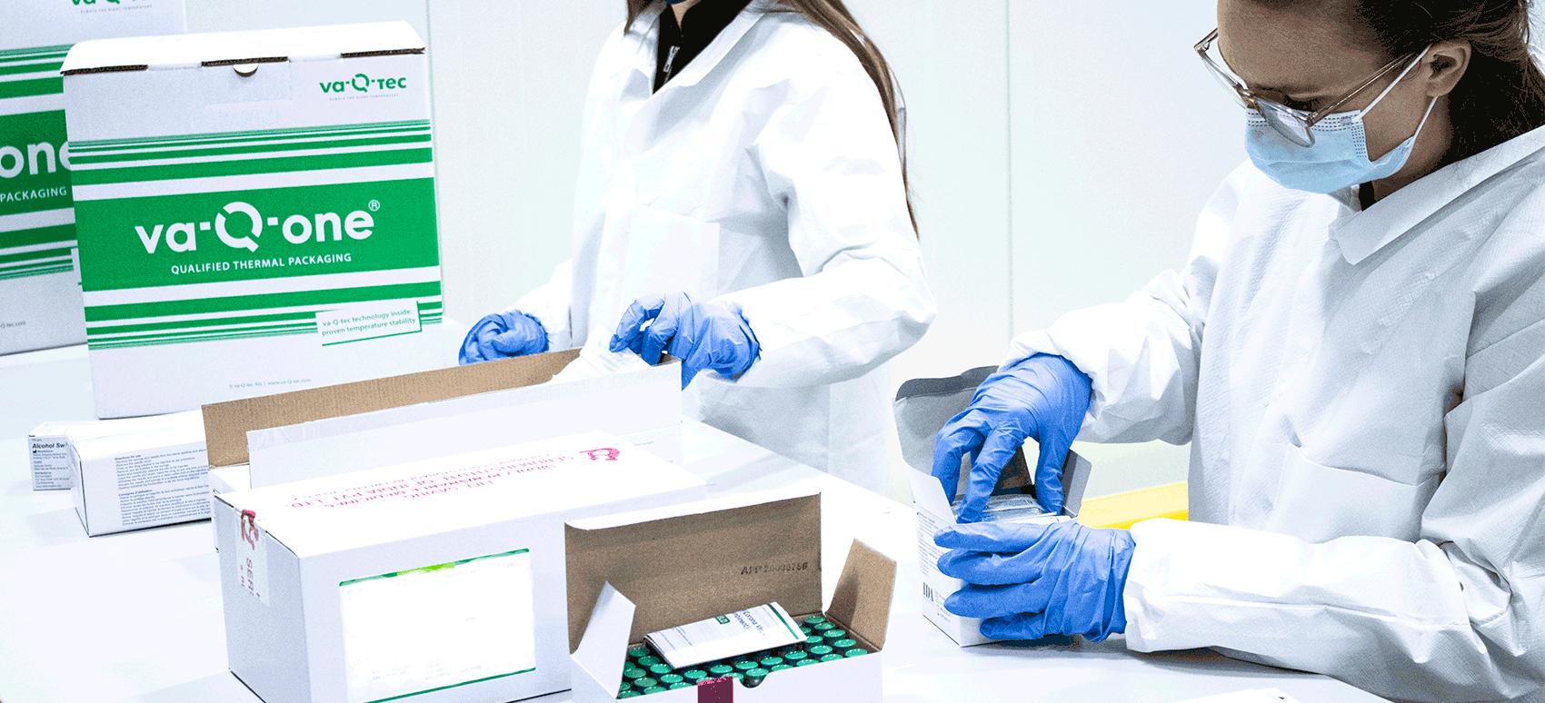 DSV leverer global pharma-logistikløsning for distribution af COVID-vacciner til FN
