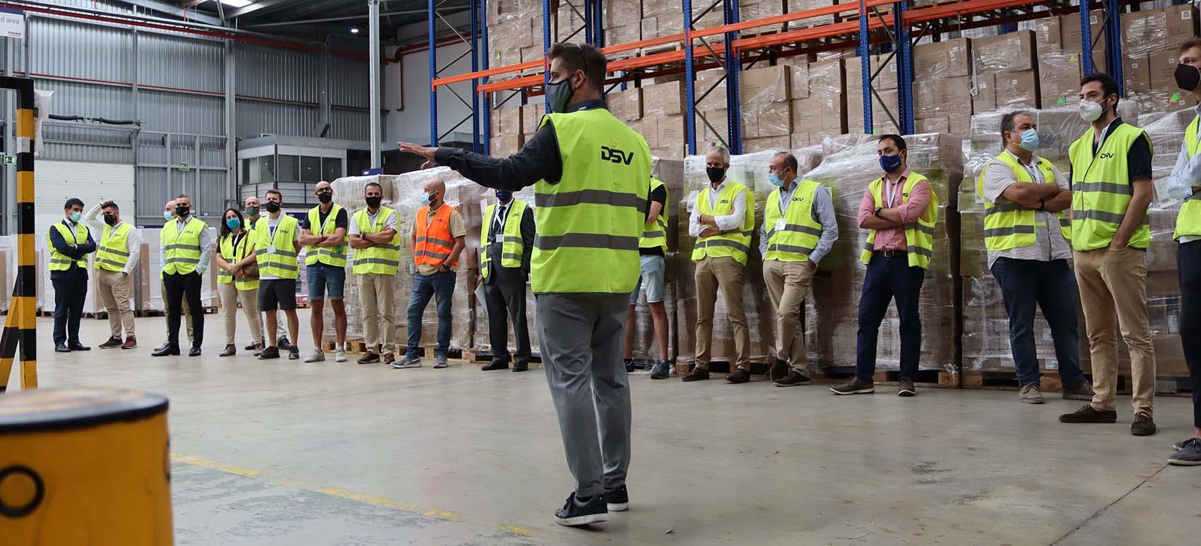 ithink logistics day dsv logismoto rubi