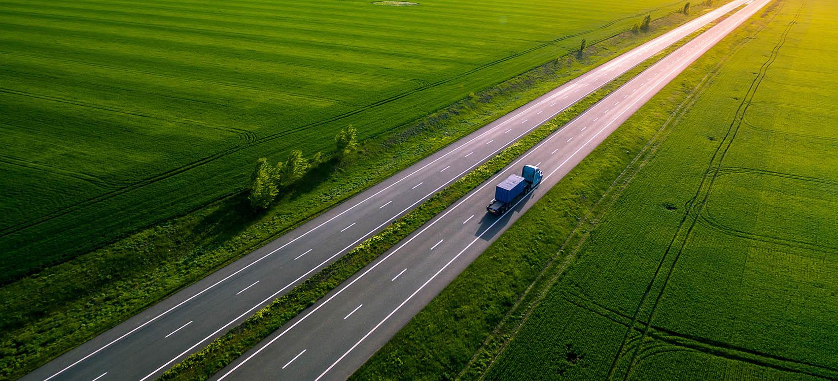 Euroopan maantiekuljetukset